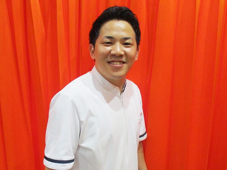 院長の小野和也です